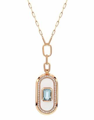 State Property Battuta Seafarer Aquamarine Necklace