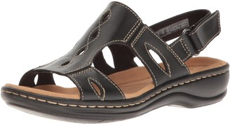 Clarks Women's Leisa Lakelyn Flat Sandal