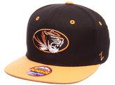 Zephyr Kids' Missouri Tigers Z11 Snapback Cap