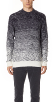 Scotch & Soda Gradient Chunky Sweater