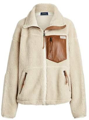 Ralph Lauren Fleece Zip Jacket