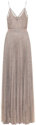 Missoni Lame gown