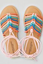 American Eagle Outfitters AE Strappy Wraparound Sandal