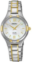 Seiko Women's Core Titanium Solar Watch