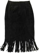 Asos Suede Skirt for Women