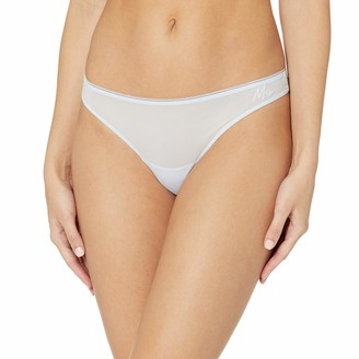 OnGossamer Women's Mrs Bridal Thong Panty