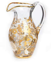 Jay Strongwater Painted Pitcher