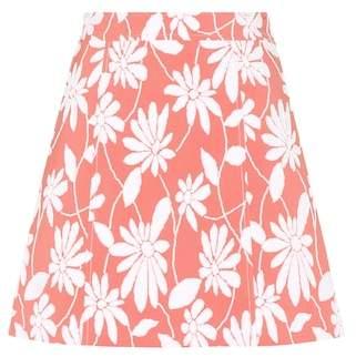 Miu Miu Exclusive to mytheresa.com – jacquard A-line skirt