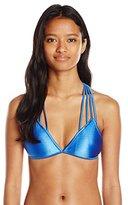 Volcom Women's Radiate Love Crop Bikini Top