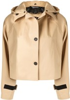 Kassl Editions cropped jacket
