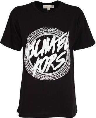 Michael Kors cotton jersey t-shirt