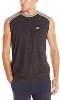 Champion Men's Vapor Cotton Muscle T-Shirt