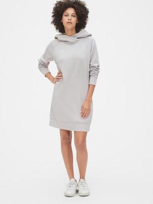 Gap Supersoft Terry Raglan Hoodie Dress