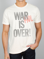 Junk Food Clothing Warhol Is Over Tee-sugar-l