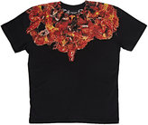 Marcelo Burlon County of Milan FIERY SNAKE-PRINT T-SHIRT