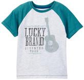Lucky Brand Southern Tour Guitar Tee (Little Boys)