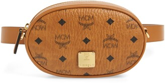 MCM Essential Convertible Belt Bag