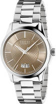 Gucci G-Timeless, automatic, 38mm