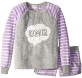 P.J. Salvage Kids - OMG Pajama Set Girl's Pajama Sets