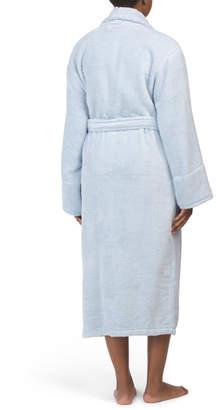 Cotton Terry Spa Robe