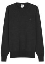 Vivienne Westwood Charcoal Wool Jumper