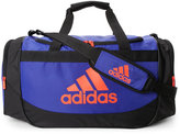 adidas Purple & Black Defense Medium Duffel Bag