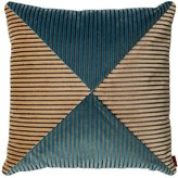 Missoni Rafah Striped Velvet Accent Pillow