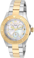 Invicta Womens Two Tone Bracelet Watch-17526