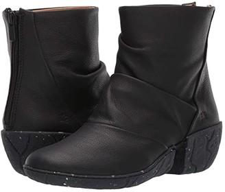 El Naturalista Caliza N5481 (Black) Women's Shoes