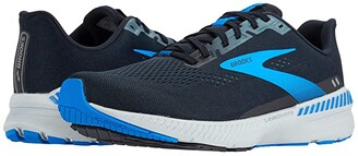 Brooks Launch GTS 8 (Nightlife/Black/White) Men's Shoes