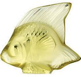 Lalique Yellow Fish - 3002400