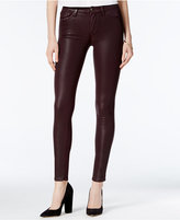 Joe's Jeans The Icon Ankle Coated Skinny Jeans