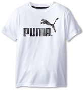 Puma Kids No.1 Logo Tee (Little Kids)