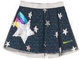 Desigual Girl's FAL_PRATS Skirt