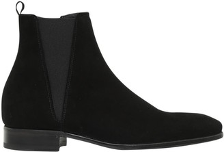 Dolce & Gabbana Zip-up Beatles Boots