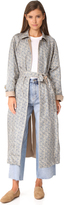 Robert Rodriguez Reversible Trench Coat
