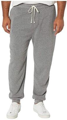 Alternative Big Tall Eco-Fleece Dodgeball Pants (Eco Grey) Men's Casual Pants