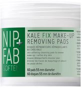 Nip and Fab Nip+Fab Kale Dry Skin Fix make-up remover pads 80ml