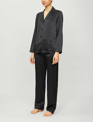 La Perla Silk Essence silk-satin pyjama set
