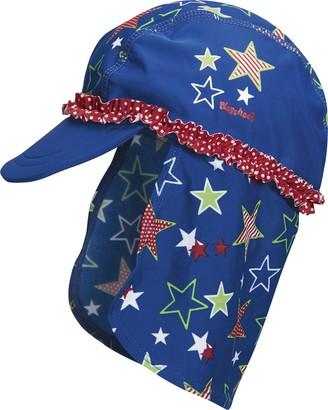 Playshoes Girl's UV-Schutz Mutze Sterne Cap