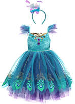 Dress Up Travis Peacock fairy dress up costume set 3-8 years