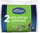 Silentnight Pair of Anti-Allergy Pillows