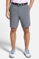 Cutter & Buck Men's Bainbridge Drytec Flat Front Shorts