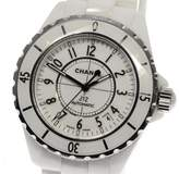 Chanel H0970 Stainless Steel & Ceramic Automatic 38mm Mens Watch