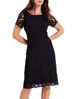 Phase Eight Johanne Battenburg Lace Dress