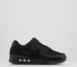 Nike 90 Trainers Black