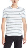 Original Penguin Men's Short Sleeve Allover Jacquard Novelty T-Shirt