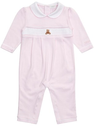 Harrods My First Bear Playsuit