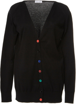 Tomas Maier V-Neck Cotton Cardigan