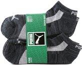 Puma Men's SUPER SOFT Low Cut Socks - 6 Identical Pairs